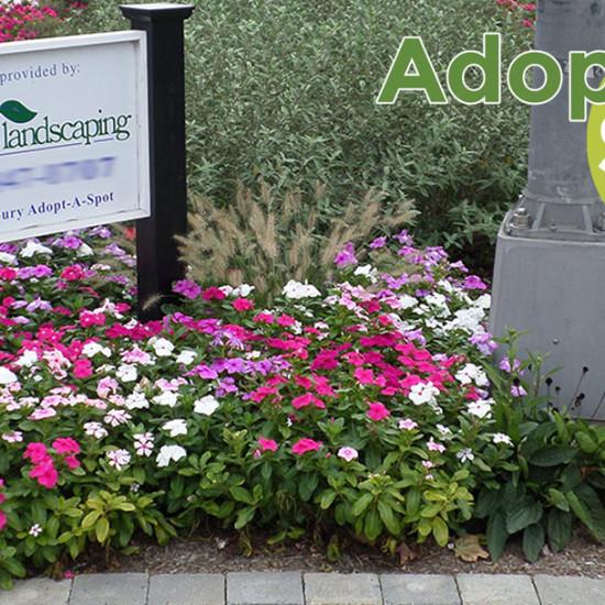 Roxbury Adopt-A-Spot Flyer