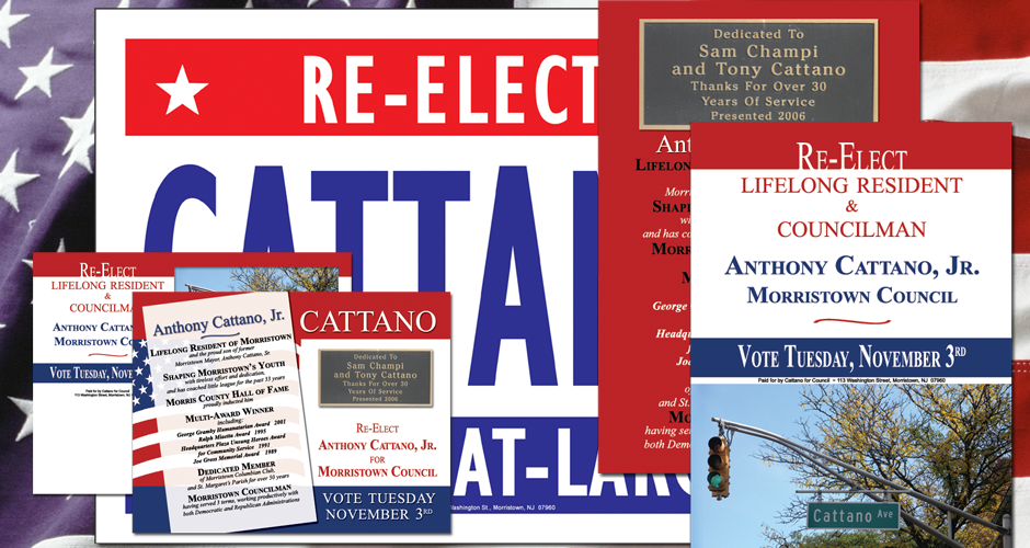 Re-Elect Anthony Cattano, Jr.