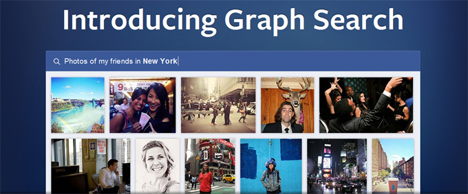 Facebook Introduces Graph Seardh