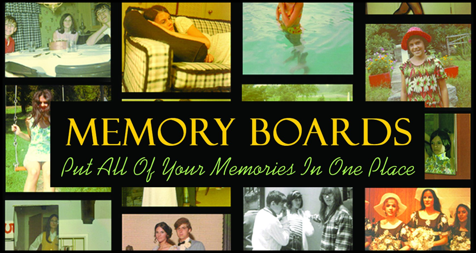 Memory Board Photo Boards :: The 23 Company