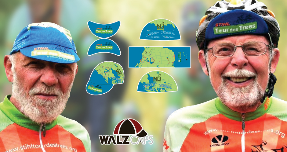 Cycling Cap Design
